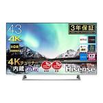 5万円ちょっとで中国製の4Kテレビを買ったんだが、涙が止まらない(´;ω;`)