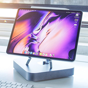 Mac miniのディスプレイとしてiPad Proを使う方法があるらしい