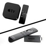 Amazon Fire TV StickとApple TVってどっちの方がいいの?