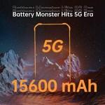 【朗報】バッテリー容量15600mAhのスマホ現る