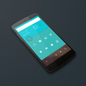 Android-L-HomeScreen