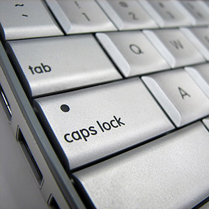 bigstock_Caps_Lock_215687