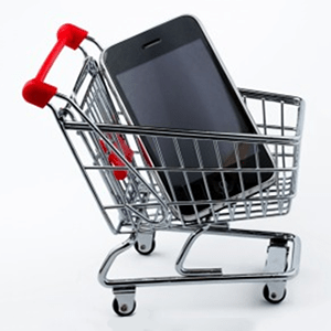 shopping-cart-mobile-phone