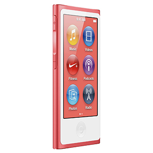 Apple iPod Nano 7Gen 16GB Red MD744 1