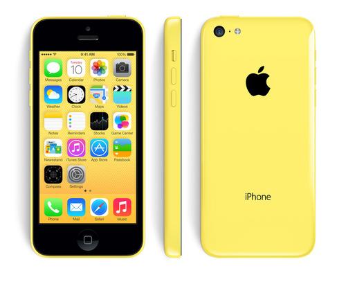 Yellow-iPhone-5c