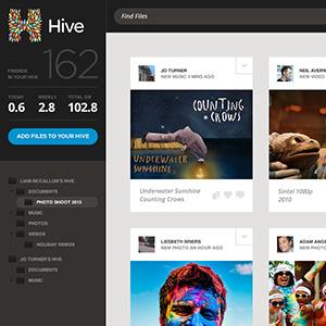 Hive-Activity-Feed