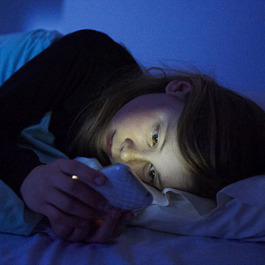 night smartphone