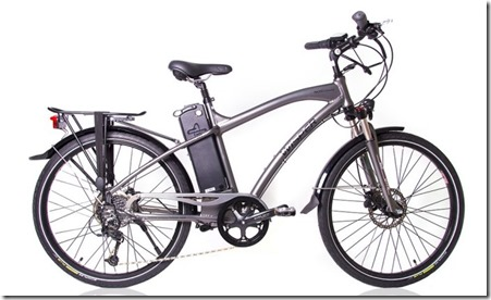 Get a little extra with E-Bike Bicycle
