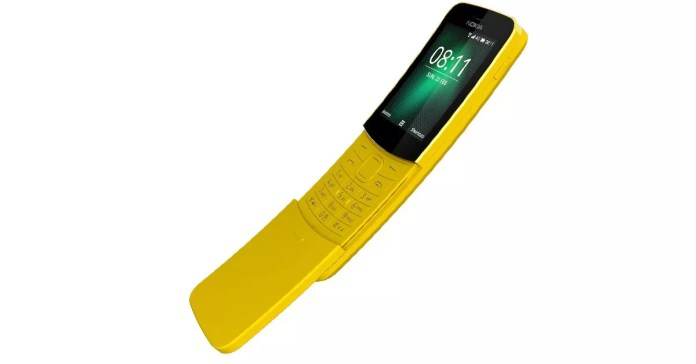 Nokia 8810 4G