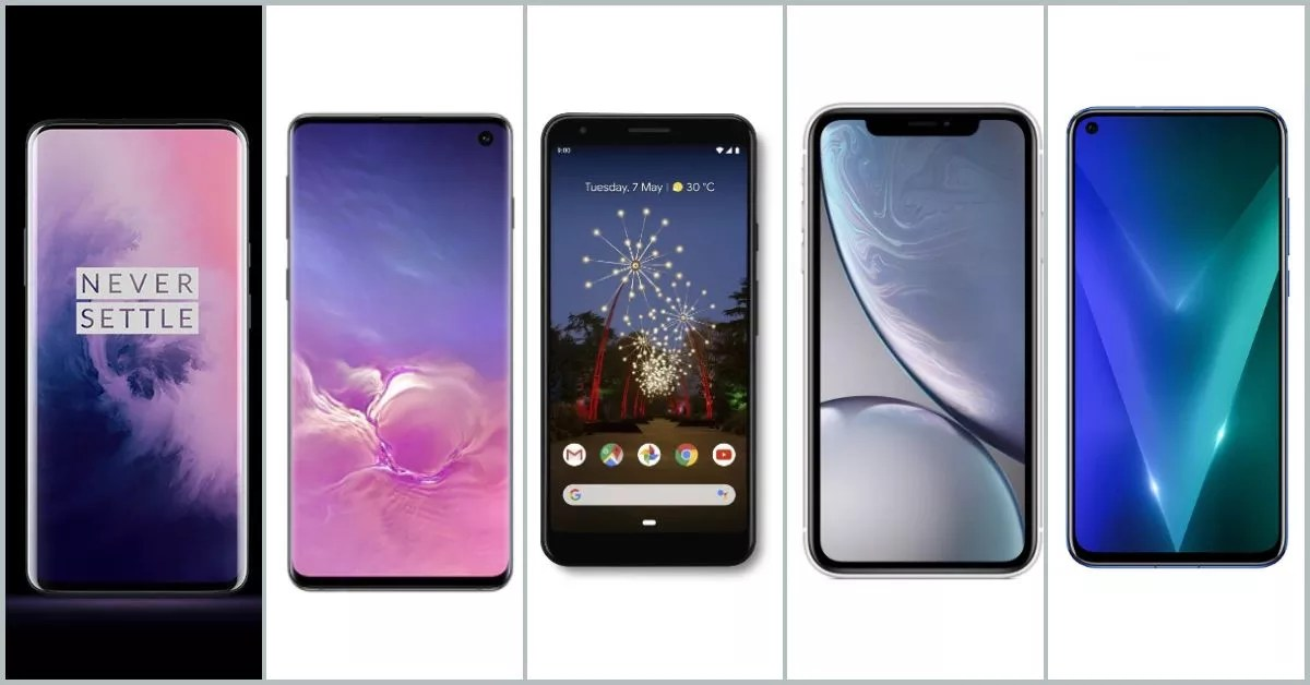 Oneplus 7 Pro Vs Samsung Galaxy S10 Vs Google Pixel 3a Xl Vs