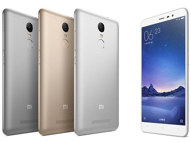 Redmi Note 2 and Note 3 Nepal