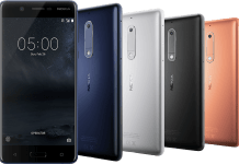 Nokia 5 launched in Nepal - Gadgetbyte Nepal