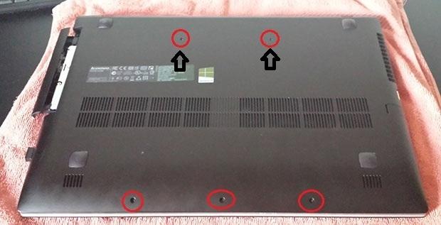 Lenovo-Z500-back