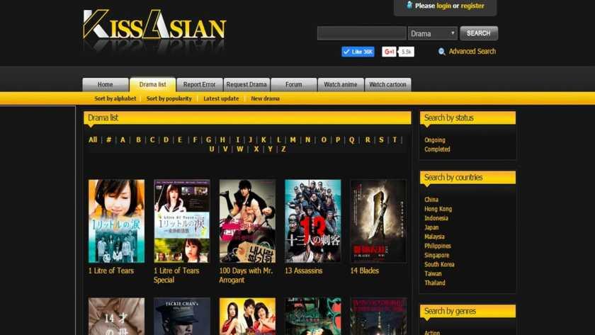 KissAsian - Watch asian drama online free - Asian movies ...