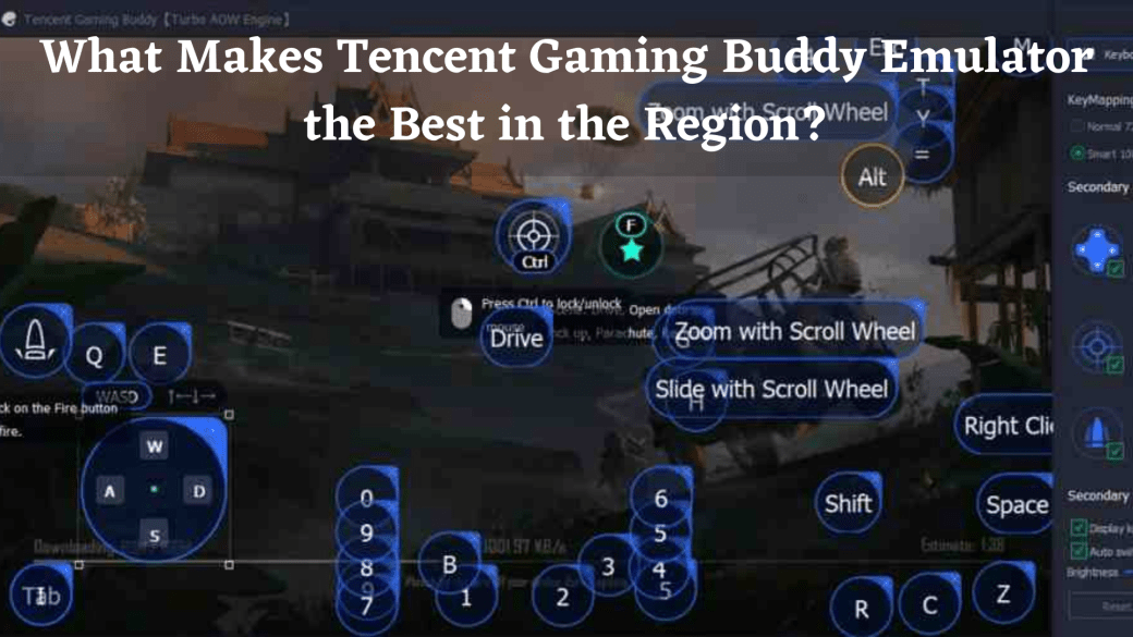 What Makes Tencent Gaming Buddy Emulator the Best in the Region