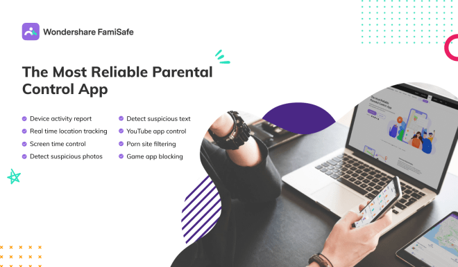 Ultimate Features of Wondershare FamiSafe: Choosing A Reliable Parental Control For Kids