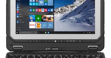 Panasonic Toughbook 20 detachable laptop