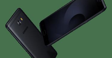 Samsung Galaxy C9 Pro Black Matte Edition