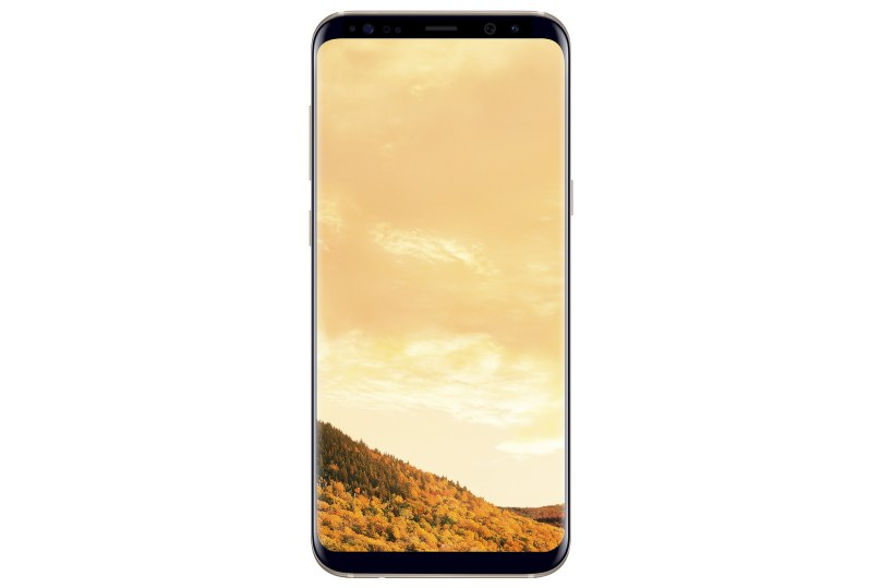 Samsung Galaxy S8+ Maple Gold