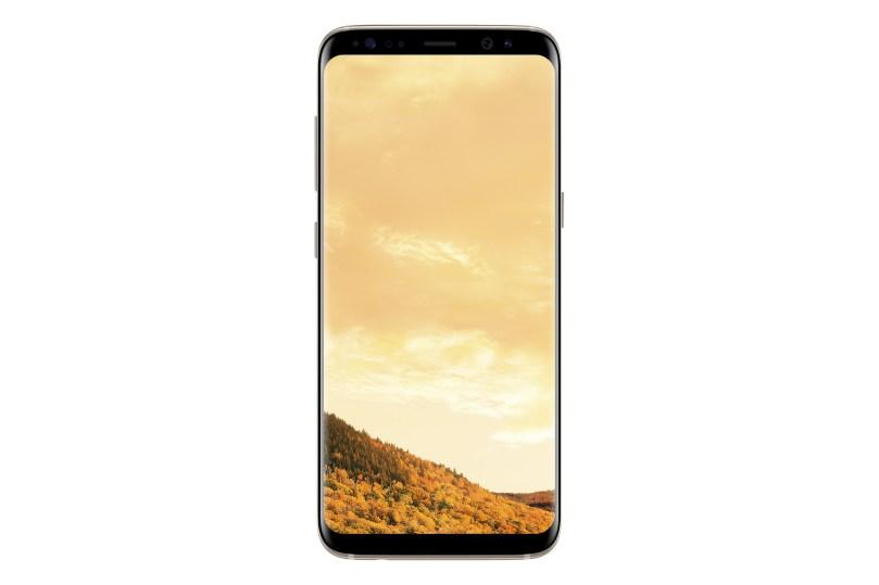 Samsung Galaxy S8 Maple Gold