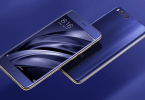 Xiaomi Mi 6 back and front design