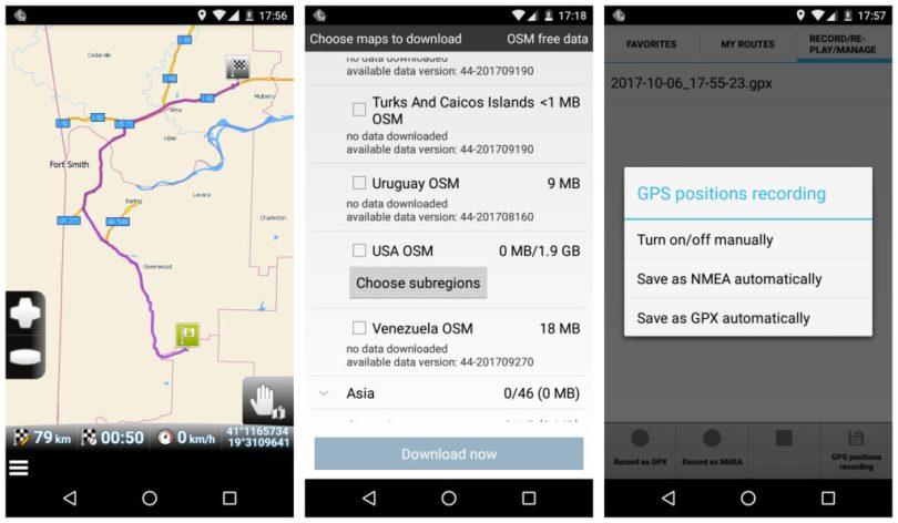 MapFactor GPS Navigator