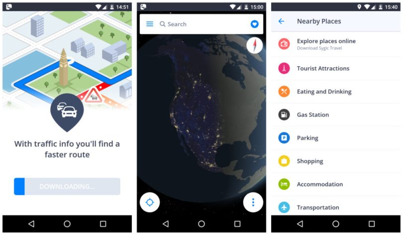 Sygic GPS Navigation and Offline Maps