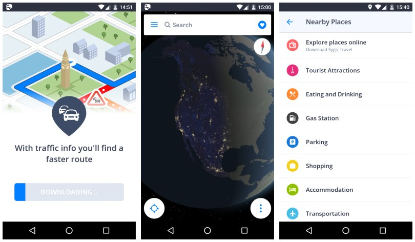 Sygic GPS Navigation and Offline Maps