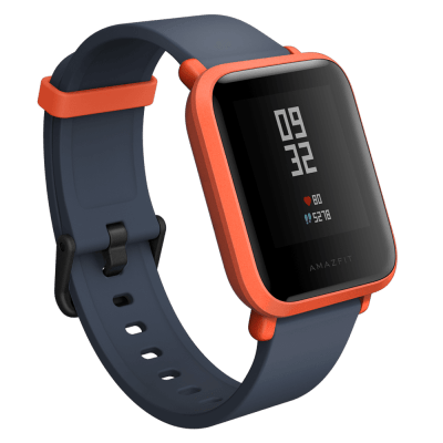 Amazfit Bip smartwatch with longest battery life