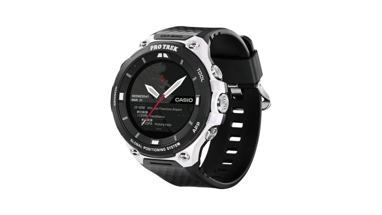 Casio WSD F20 smartwatch