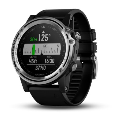 Garmin Descent MK1 smartwatch for diving and water sports