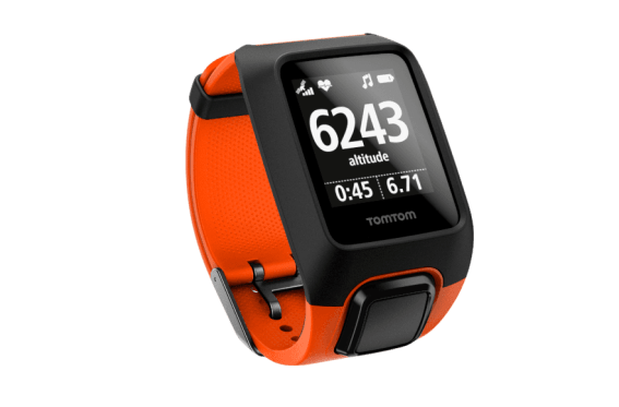 TomTom Adventurer smartwatch
