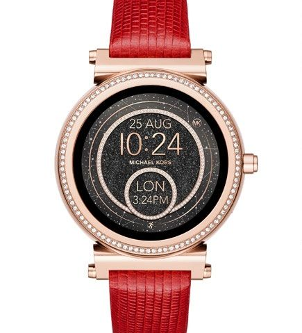 Michael Kors Access Sofie smartwatch for women