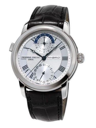 Frederique Constant Hybrid Manufacture premium smartwatch