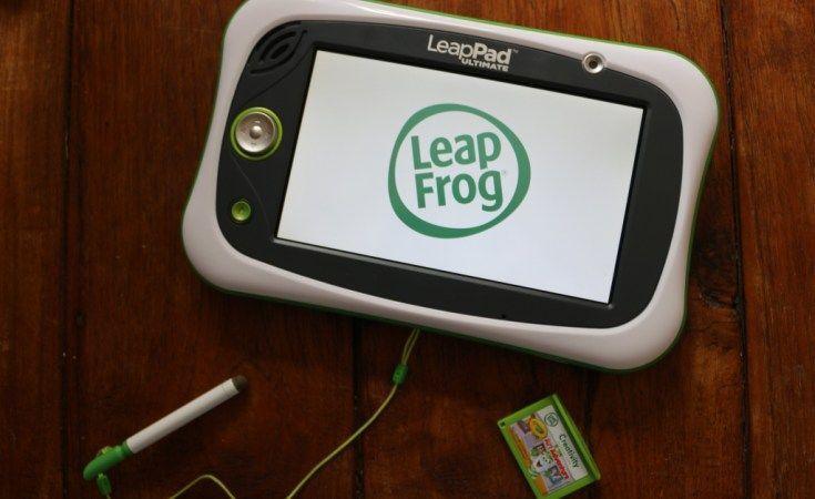 LeapFrog LeapBand Ultimate tablet for kids