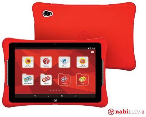 Nabi Elev-8 tablet for kids