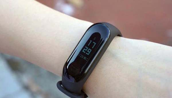 Hands on with the Xiaomi Mi Band 3 fitness tracking band