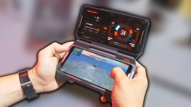 Asus Rog Phone TwinView Dock