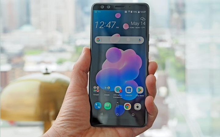 HTC U12 Plus hands on