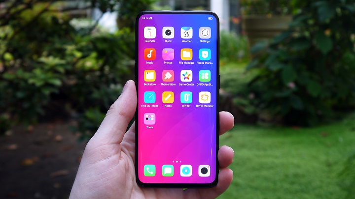 Oppo Find X hands on review