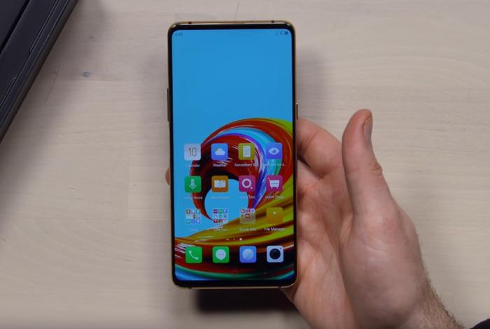 ZTE Nubia X smartphone hands on review