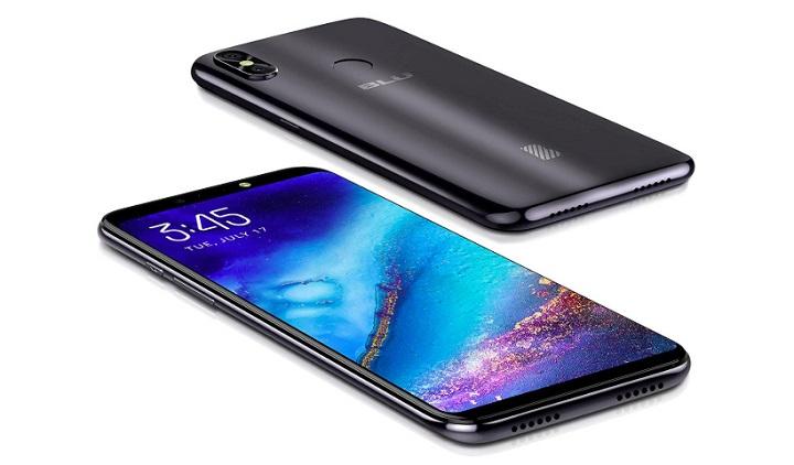 Blu Vivo Go Android Go smartphone