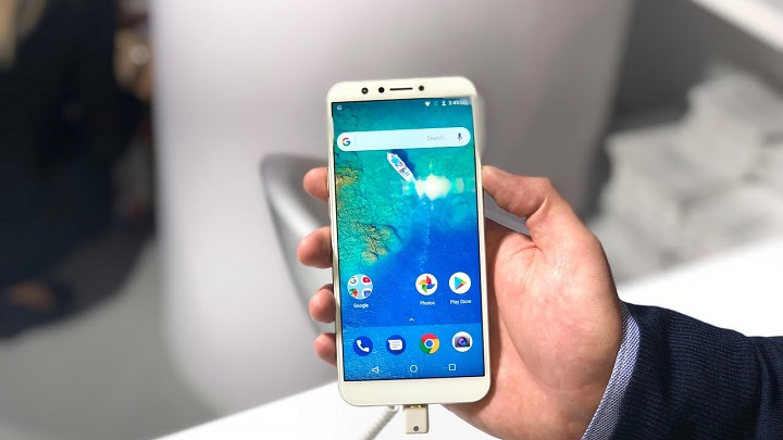 General Mobile GM 8 Go hands on review
