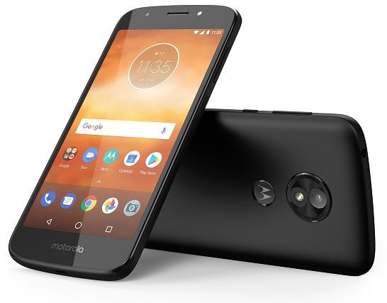 Motorola Moto E5 Play Go smartphone
