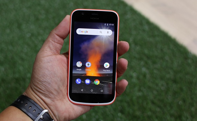 Nokia 1 hands on review