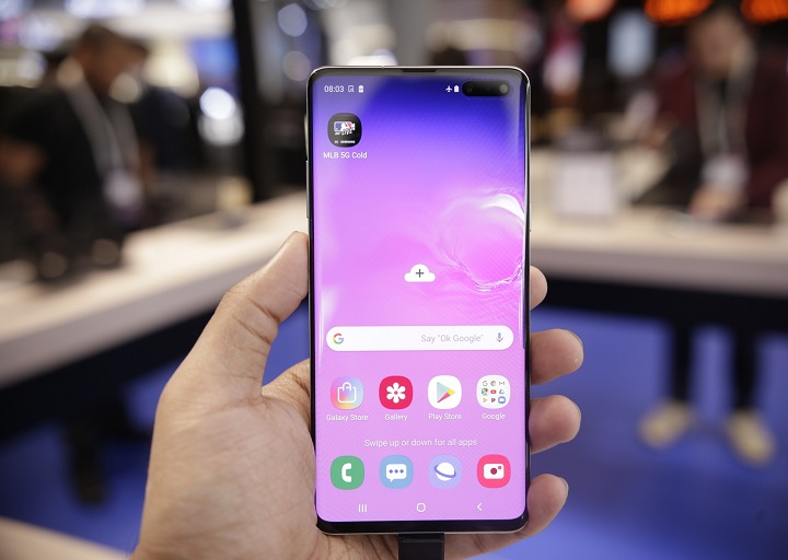Samsung Galaxy S10 5G hands on review