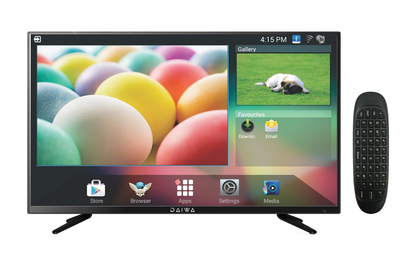 Daiwa 40-Inch Smart Full HD TV Launched In India At 22,900 INR