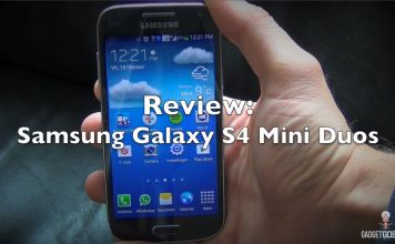 Video Review Samsung Galaxy S4 Mini Duos