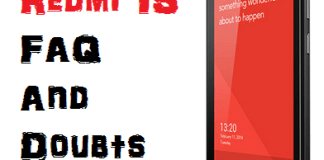 Xiaomi Redmi 1s FAQ and doubts answered