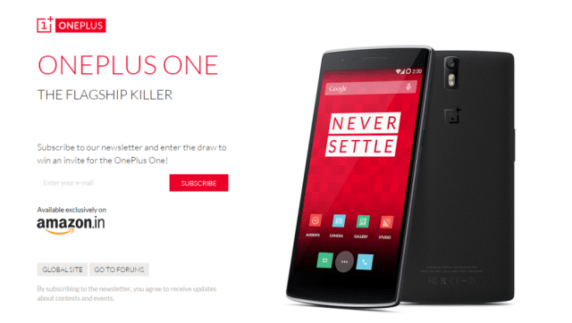One plus One is priced Rupees 21999 in India